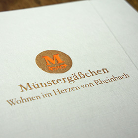 Münstergäßchen – Immobilienmarketing